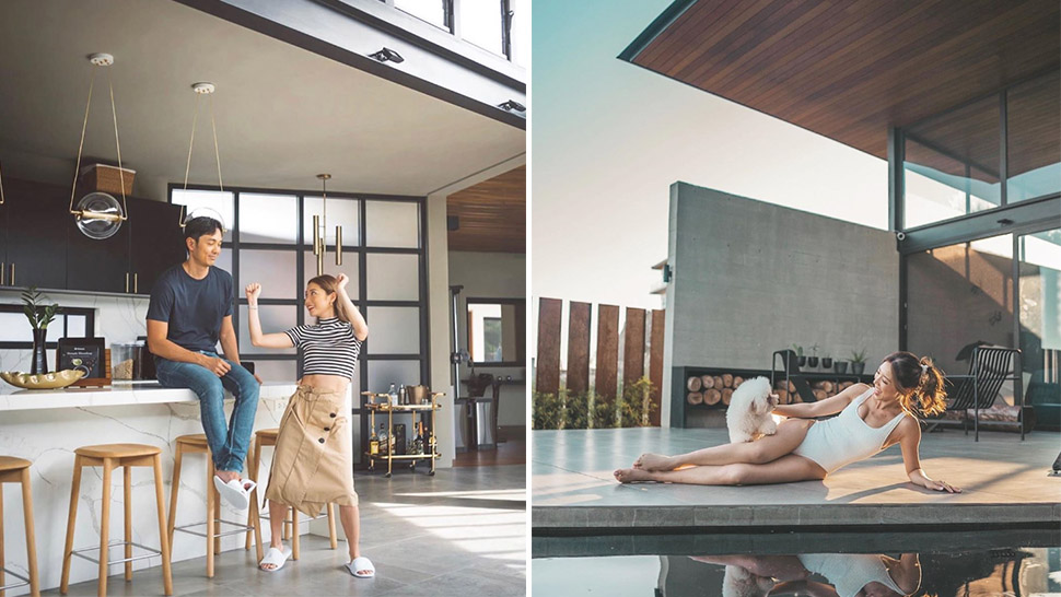 You Have To See Kryz Uy And Slater Young's Massive Cebu Mansion