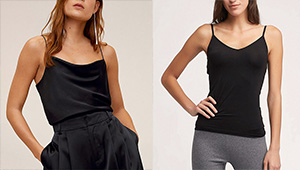 10 Versatile Black Tank Tops You'll Want To Stock Up On