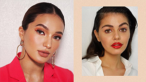 All The Fun Ways To Add Red To Your Makeup Looks