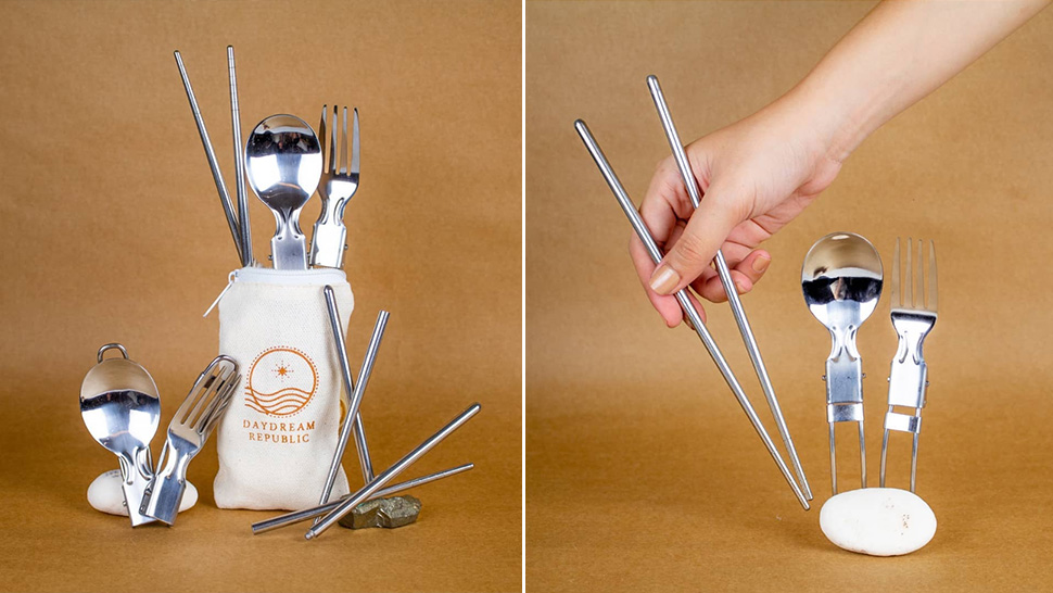 We Just Found the Most Convenient Cutlery Set That You Can Bring Anywhere