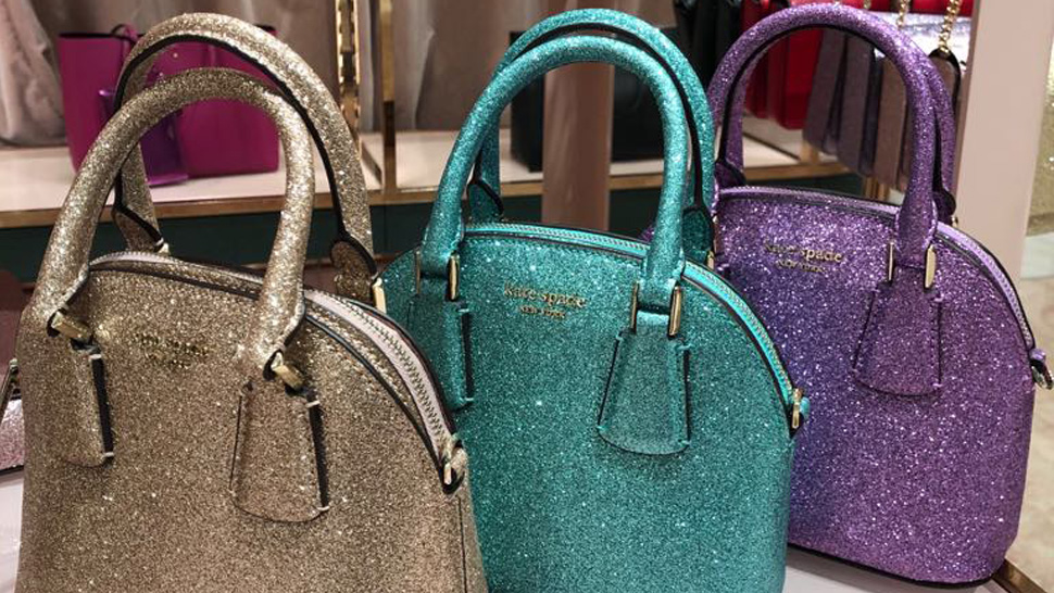 10 Cute Bags From Kate Spade's Sparkly Holiday Line That Cost Under P25,000