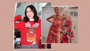 8 Style Tips For Holiday Dressing, According To Camille Co