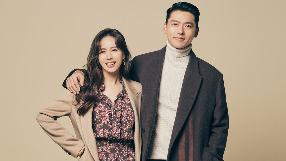 """Son Ye-Jin and Hyun Bin Talk About Their Characters in """"Crash Landing on You"""""""