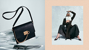 Salvatore Ferragamo's Holiday Collection Has All Your New Workwear Essentials