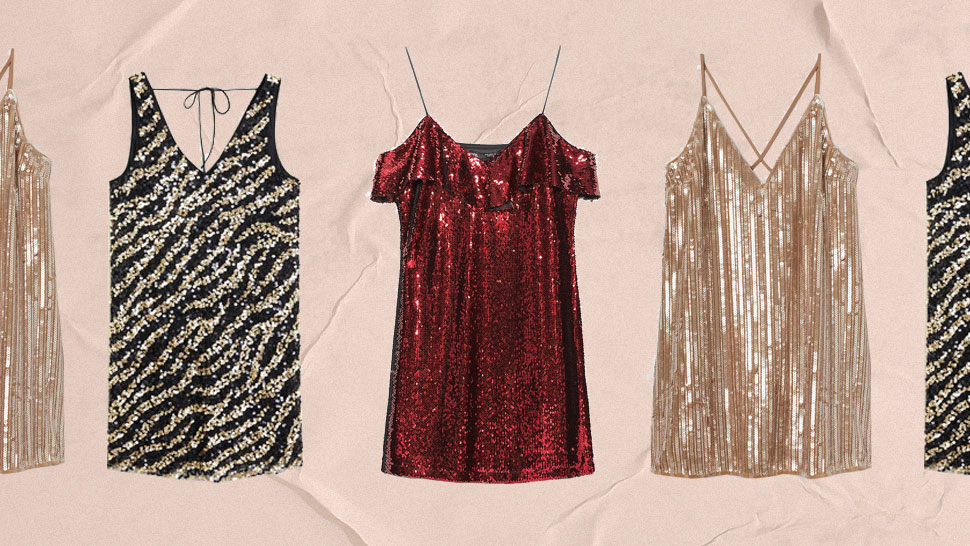 15 Fun And Sparkly Dresses That Will Be Perfect For New Year's Eve