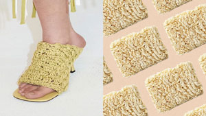 Would You Buy This Ramen-looking Shoe For P42,000?