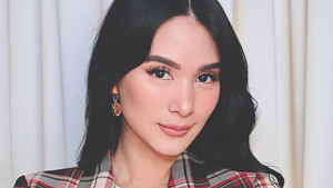 These Are The Exact Lash Extensions Heart Evangelista Gets From New Lounge