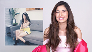 Jane De Leon Reacts To Her Old Ootds When She Was Still In Girl Trends