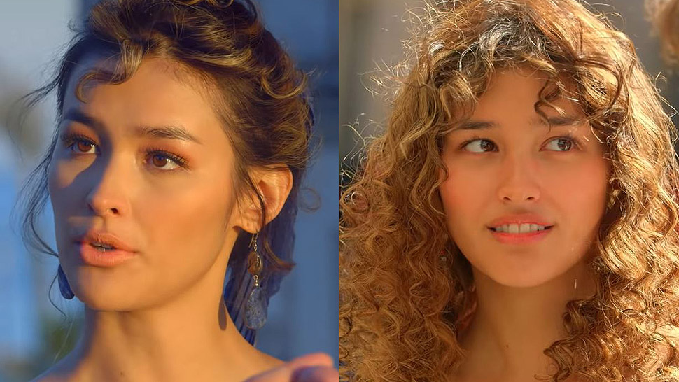 """5 Hairstyles We Spotted On Liza Soberano In The Trailer Of """"make It With You"""""""