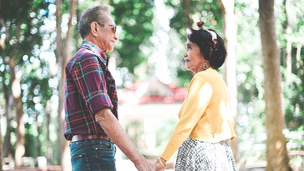 This Couple Celebrated Their 60th Year Anniversary With A Gorgeous Photoshoot