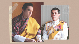 All The Asian Monarchs From Royal Families That Are Still In Power
