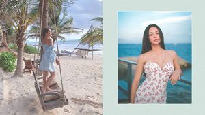How To Put Together Your Beach Ootd Like A Celebrity