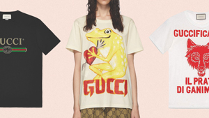 10 Gucci T-shirts That You Can Buy For Under P25,000