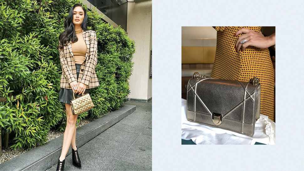 5 Designer Bags We Often See Pia Wurtzbach Carrying
