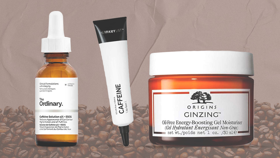 All the Reasons to Love Skincare Products With Caffeine