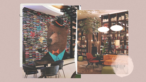 This Cool New Cafe Is Perfect For Book Lovers