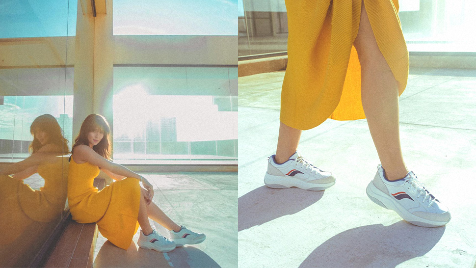 These Are The Exact Retro Sneakers Kathryn Bernardo Has