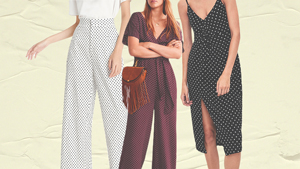 10 Polka Dot Pieces For Ringing In The 2020s