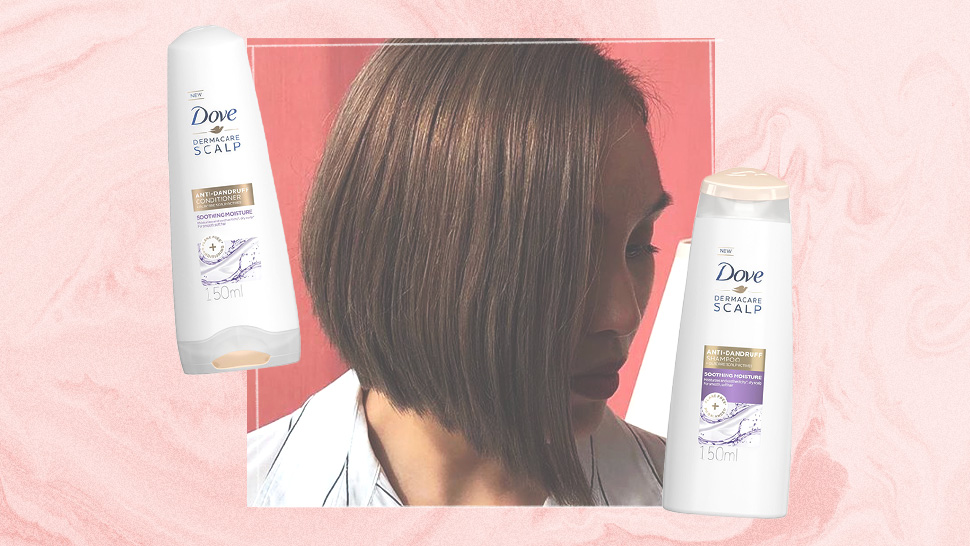 I Finally Found an Anti-Dandruff Shampoo That Doesn't Dry Out My Hair