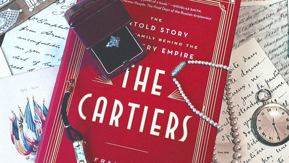 This Latest Book Reveals Intriguing Stories Of The Cartier Jewel Empire