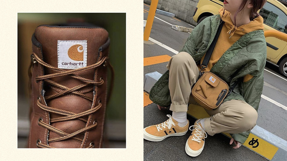 "What Is ""carhartt"" And Why Is It So Popular Among Gen Z?"