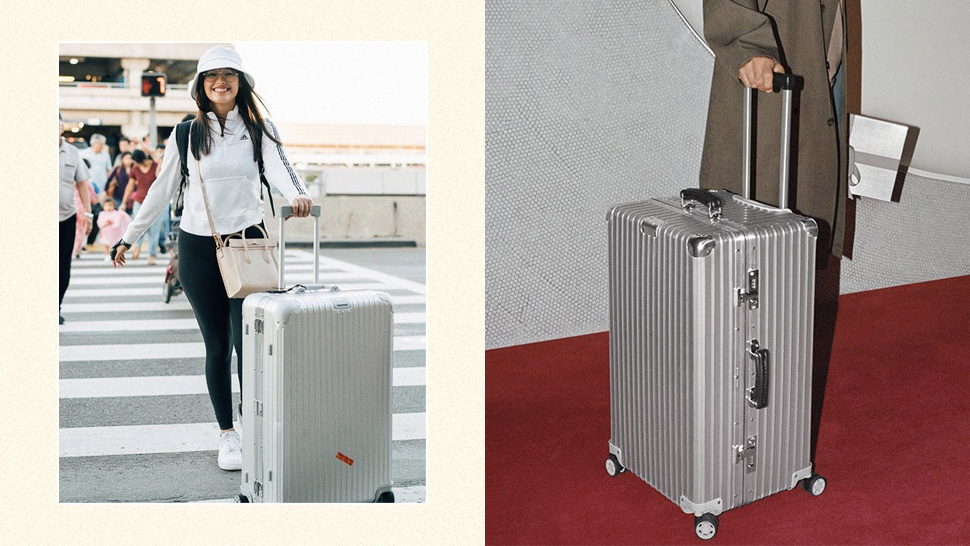 You Can Now Buy Rimowa's Classic Luggage In Cool, Sleek Aluminum