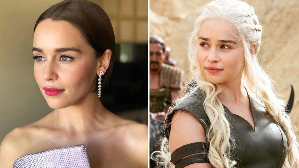 "Emilia Clarke Says ""Game of Thrones"" Seriously Damaged Her Hair"