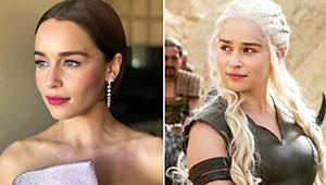 Emilia Clarke Says