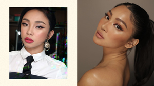 The Prettiest Celebrity Beauty Looks We Spotted On New Year's Eve
