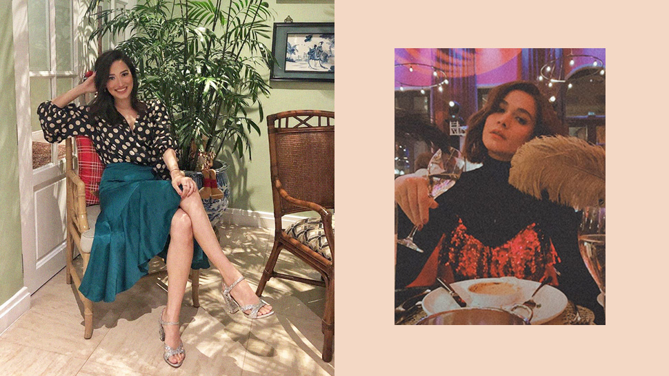 The Chicest Celebrity Ootds We Spotted On New Year's Eve