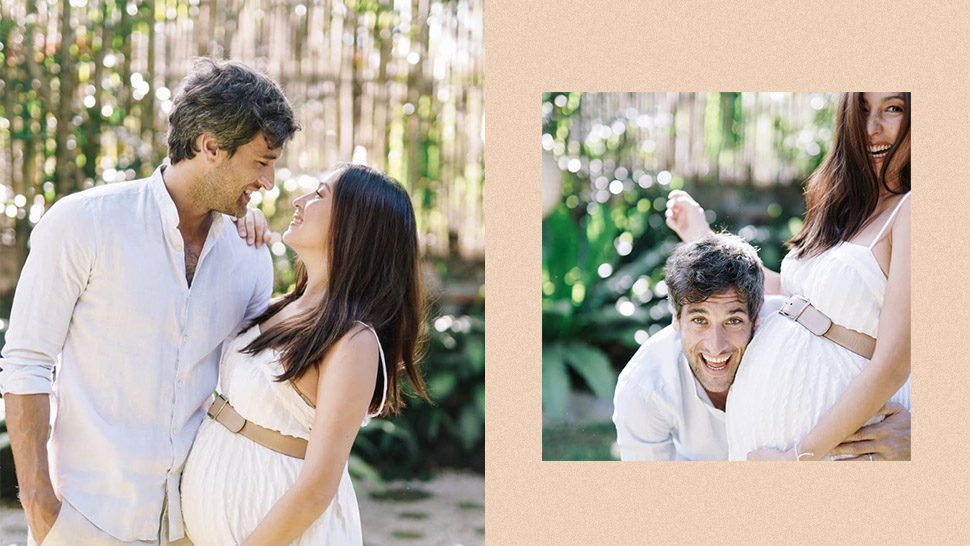 Solenn Heussaff Just Gave Birth to a Baby Girl!