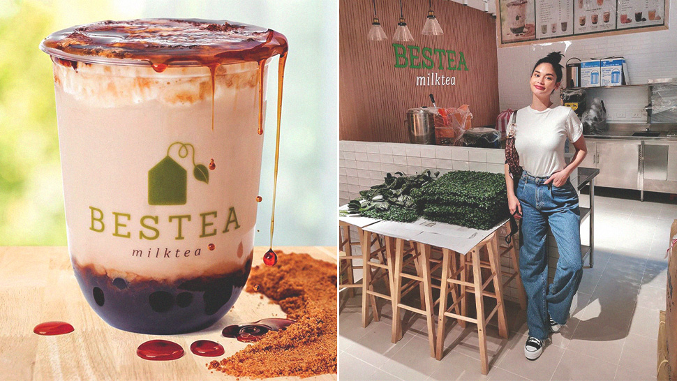 Pia Wurtzbach Opens Milk Tea Business With Bffs Pauleen Luna, Niña Almoro
