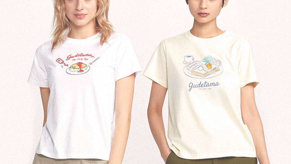 We Want Everything From Uniqlo's Latest Gudetama T-shirt Collection