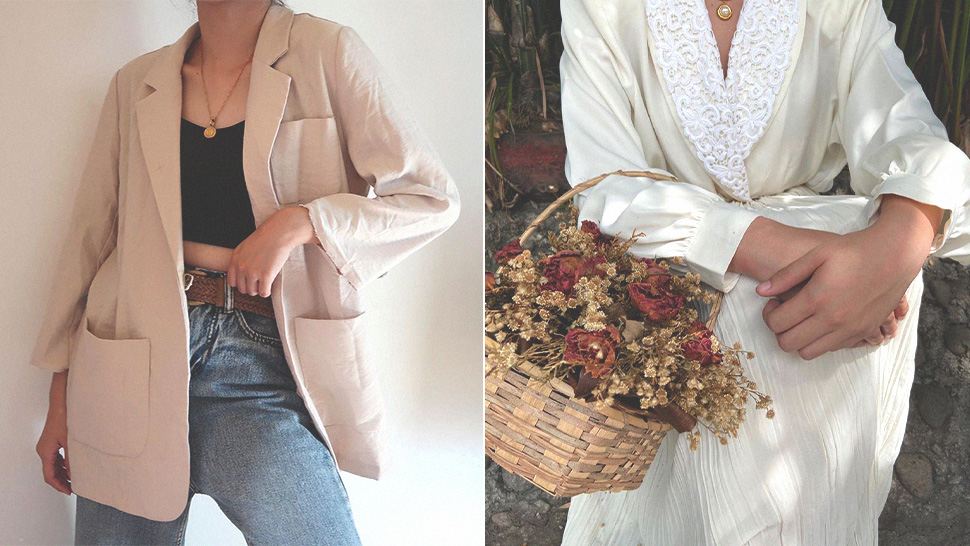 Love Ukay-ukay? Check Out These Online Stores For Curated Thrifted Finds