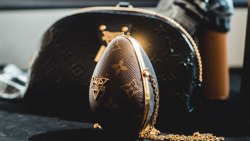 Would You Buy This Louis Vuitton Egg For P128,000?