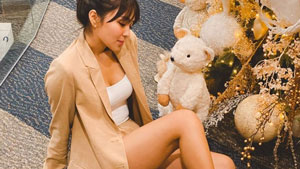These Are The Exact Tailored Co-ords We Recently Spotted On Kathryn Bernardo