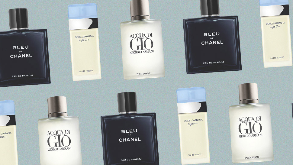 The 10 Most Iconic Men's Fragrances of All Time
