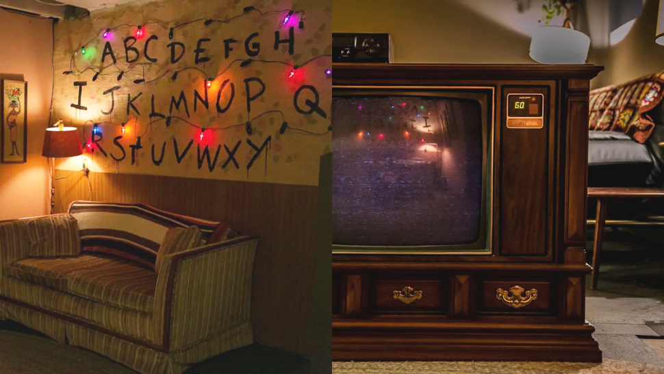"You'll Want To Book This ""stranger Things"" Inspired Airbnb"