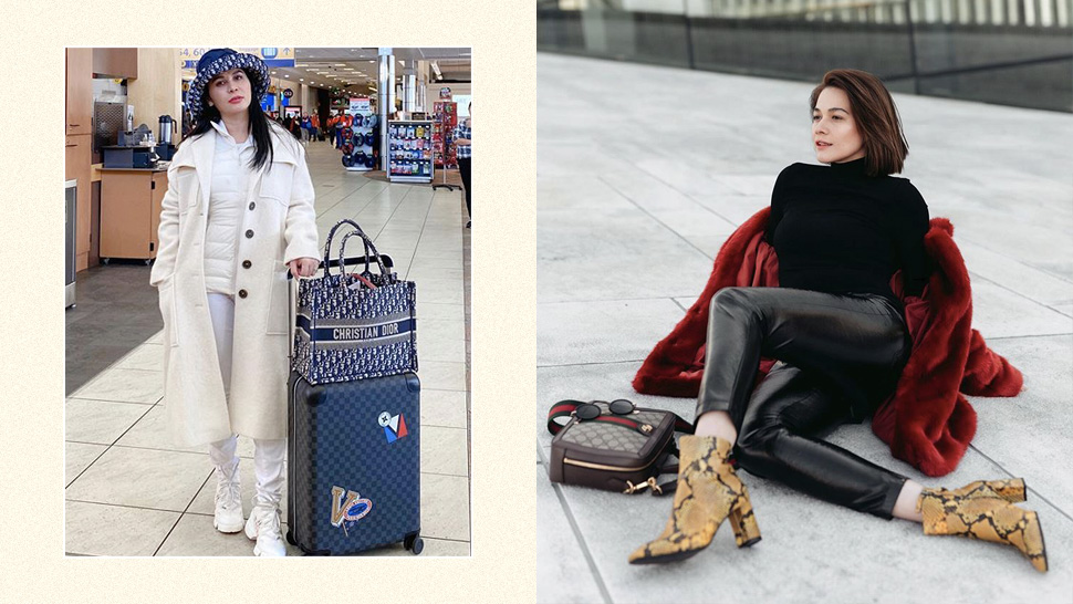 These Are The Designer Bags Stylish Celebrities Love To Use For Traveling
