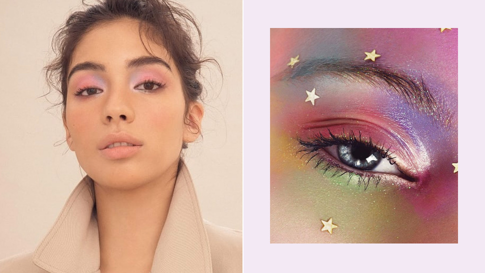 You Have to See This Pretty Eye Makeup Trend That's Been All Over Instagram
