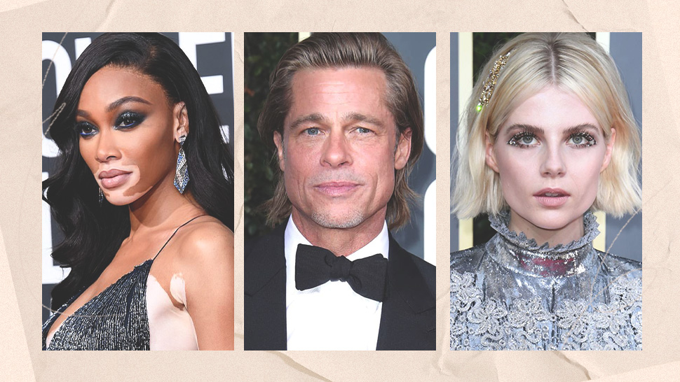 10 Best Beauty Looks at the Golden Globes 2020