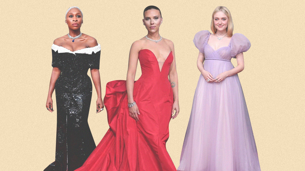 10 Best Dressed Women On The Golden Globes 2020 Red Carpet