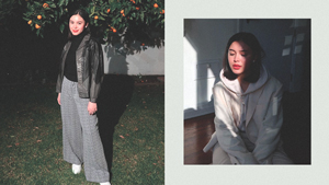 You'll Love Claudia Barretto's Monochromatic Travel Ootds In Los Angeles