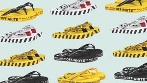 Would You Buy These Off-white Flip-flops For P9000?