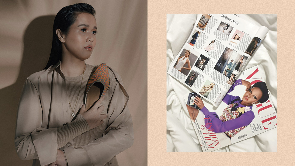 This Proudly Filipino Shoe Brand Just Got Featured In Vogue Uk