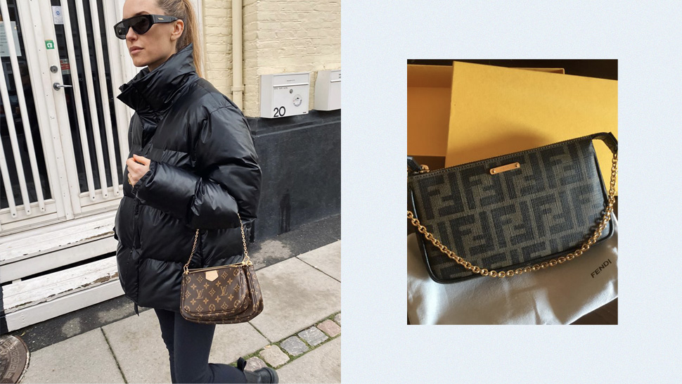 Did Louis Vuitton Just Start A Pochette-on-chain Bag Trend?