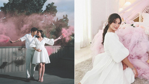 This Is The Exact White Dress Sarah Lahbati And Anne Curtis Both Wore