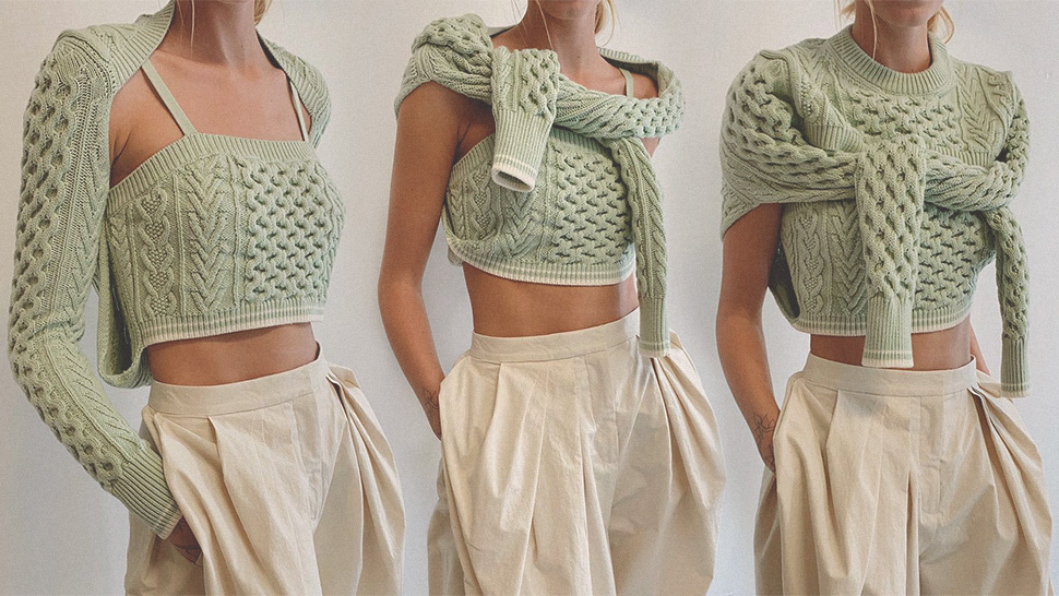 "Would You Buy This ""thousand-in-one-ways"" Sweater For P34,000?"