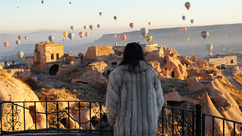 Check Out This Stylish Girl's Guide To Enjoying Cappadocia, Turkey