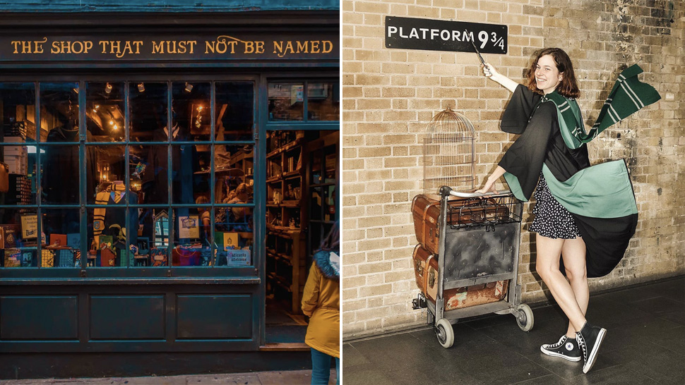 The First-Ever Harry Potter Flagship Store Is Opening Soon